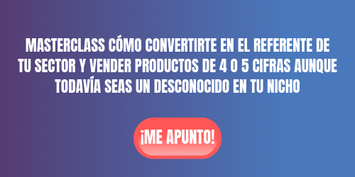 aprender cómo vender productos de 4 o 5 cifras